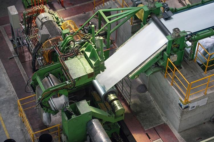 dây chuyền sản xuất thép steeltruss